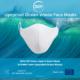 ocean waste face mask