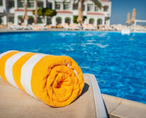 Cabana Leisure Towels 3SIXTY
