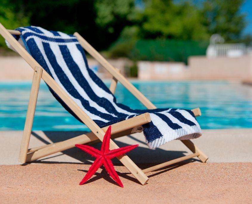 Cabana Leisure Towels 3SIXTY