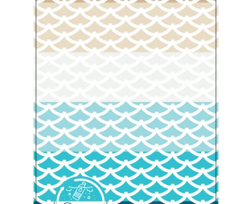 seaqual towel design