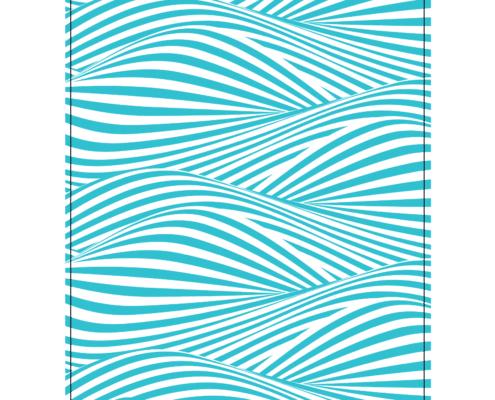 ocean waste towel