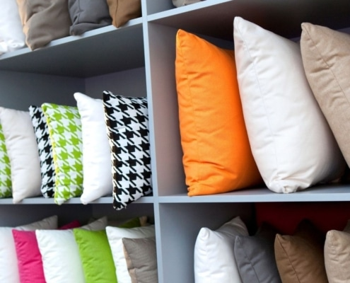 HD Printed Cushions 3SIXTY