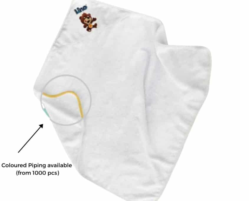 Baby Hooded Towels 3SIXTY