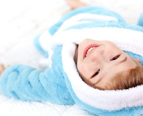 Children's Bathrobes 3SIXTY