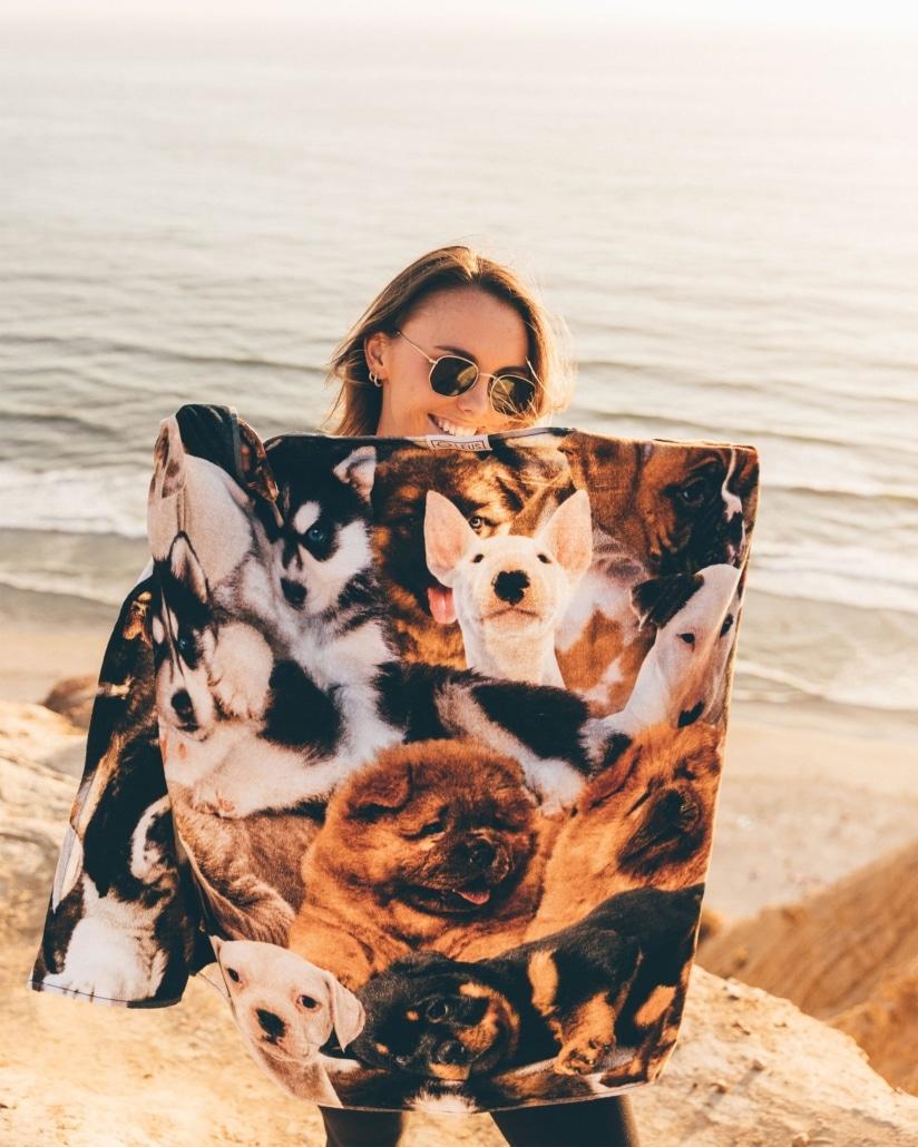 Leus Towels & 3SIXTY 3SIXTY