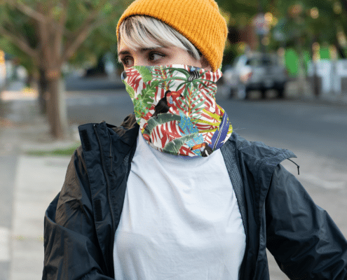 design neck gaiter