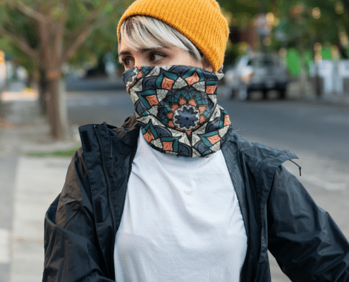 custom neck gaiter