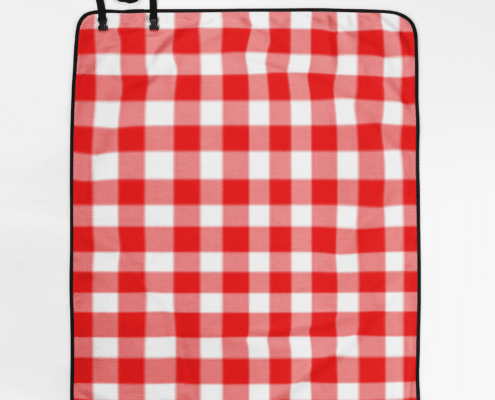 sustainable picnic blanket