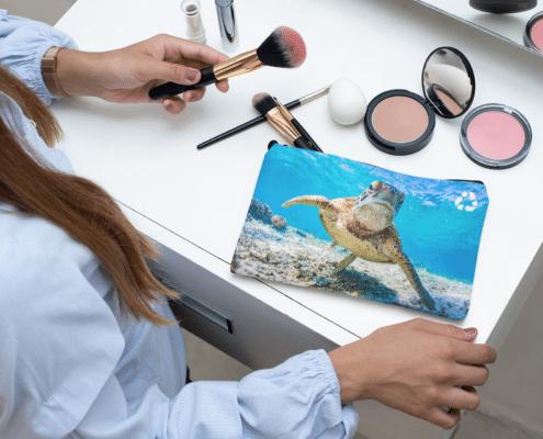 eco make up bag