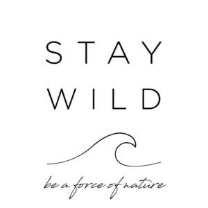 stay wild swim