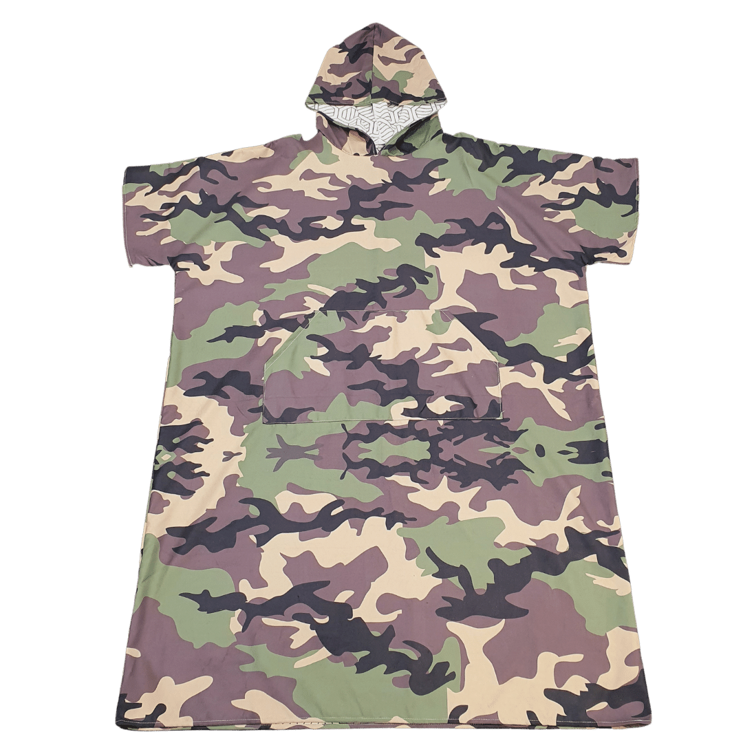 Quick Dry Surf Poncho 3SIXTY