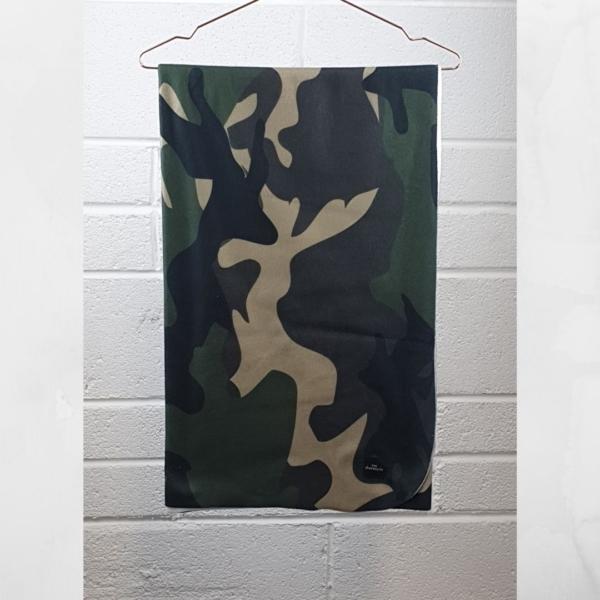 travel blanket camoflage